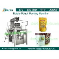 Wholesale Snack Food Grain Automatic Pouch Packing Machine for flat , stand bag from china suppliers