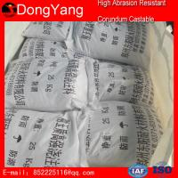 Wholesale Refractory Castable Refractory Material Refractory High Abrasion Resistant Corundum Castable from china suppliers