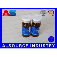 Wholesale RX 10ml Vial Labels Silver Foil Metallic Printing For Laboratory Injection Multiple-Dose Vial from china suppliers