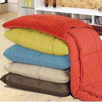 Wholesale Health Color Microfiber Quilt Environmental Material 140 * 200CM from china suppliers