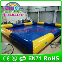 Wholesale inflatable bath pool,inflatable rectangular pool,best quality for inflatable pool from china suppliers