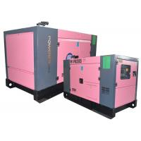 Wholesale FAW 30KVA Ultra Silent Generator Set 63dB Electric Start Pink 1155×680×835mm from china suppliers