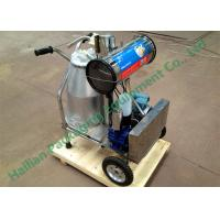 Wholesale Sheep Mobile Milking Machine Large Capacity with Copper Electric Motor from china suppliers