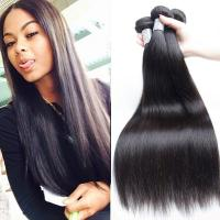 "Wholesale Unprocessed Straight Hair Peruvian Human Hair Weave 10""-34""Available from china suppliers"