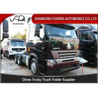 Wholesale Heavy Duty Tractor Head Trucks 6 X 4 Drive Type 420 Horse Power from china suppliers