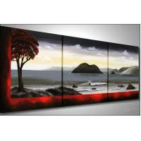 Wholesale Seascape Group Oil Painting from china suppliers