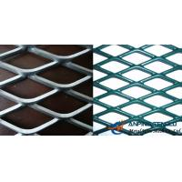 Wholesale Low Carbon Steel Expanded Metal Mesh, With Galvanized & PVC Coated from china suppliers