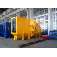 Wholesale Metal Shot Blasting / Shot Blast Cleaning Machine 1000 * 2000mm Workpiece Size from china suppliers
