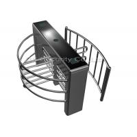 Wholesale Automated Full Height Turnstiles Gates, Card Reader Turnstile System from china suppliers