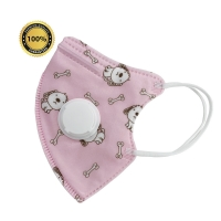 Wholesale BFE 90 Kn90 Cotton Kids Particulate Respirator Mask from china suppliers