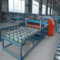 Wholesale High Efficiency Fiber Cement Board Production Line Wall Panel Making Machine from china suppliers