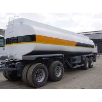 Wholesale 25000L-4 Axles-Draw Bar Monoblock Tanker from china suppliers