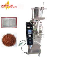 Wholesale Automatic Herbal Medicine Packaging Machine , Sachet Bag Packing Machine from china suppliers