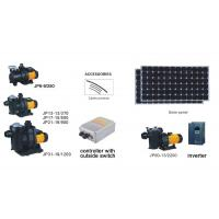 Buy cheap Electric Power and Solar Energy Fuel Solar Swimming Pool Water Pump from wholesalers