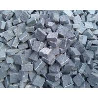 Quality Granite cube stone for sale