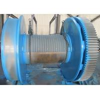 Quality Professional Offshore Winch Lebus Grooved Drum 10m-10000m Rope Capacity for sale