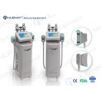 Wholesale Multifunctional Vertical Cryolipolysis Fat Removal Slimming Machine With 1800W Power from china suppliers