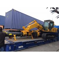 Wholesale 48M / Min Main Winch Line Speed Small Rotary Piling Rig , Pile Drilling Equipment  TYSIM KR50 from china suppliers