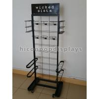 Wholesale Umbrella Flooring Display Stands 1600mm × 400mm With Casters from china suppliers