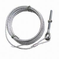 Wholesale Lashing Strand Wire, Made of Galvanized Steel, As Bracket Accessory from china suppliers