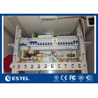 Wholesale Custom AC / DC PDU Power Distribution Unit For Telecom Equipment Cabinet from china suppliers