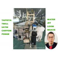 Wholesale Textile Weaving 280CM Water Jet Loom Machine Manufacturers Mechanical Let Off System from china suppliers