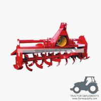 Wholesale TM130 Farm equipment tractor 3point Rotary Tillers from china suppliers