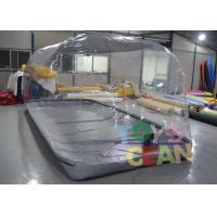 Wholesale 4.98x2.03x1.83m  Car Capsule Transparent Inflatable Car Cover Garage Dust from china suppliers