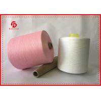 Wholesale Multicolored Plastic Core Spun Polyester Sewing Thread With Ring Spun Technics from china suppliers