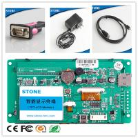 Quality 800*600 RGB Color Lcd Panel Module Different Language Control Board 8 Inch for sale
