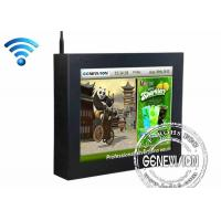 Wholesale 800:1 Wifi Digital Signage , 3G Network Multi Media Player from china suppliers