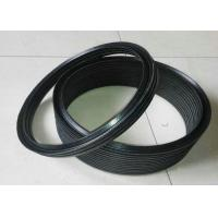 Buy cheap Black NBR FKM PTFE Silicone Rubber Washers / Hydraulic Vee Packing Seal from wholesalers