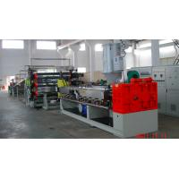Wholesale 30-50 Micron Flatness ABS Plastic Sheet Making Machine For Transparent / Mirror Sheet from china suppliers