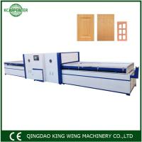 Wholesale Good quality low price membrane vacuum press machine for making pvc doors from china suppliers