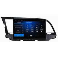 Quality Ouchuangbo car dvd gps navigation android 6.0 for for Hyundai Elantra 2016 with BT 3g wifi steering wheel control for sale