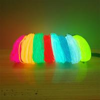 Wholesale 2017 High Brightness !cold led strip EL Wire/EL strobe wire from china suppliers