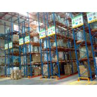 Wholesale Adjustable heavy duty very narrow aisle industrial pallet racks for Logistic cental from china suppliers