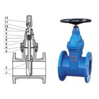 Wholesale RVHX\RVCX non rising stem resilient seated gate chemicals, power station valve from china suppliers
