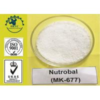 Wholesale Ibutamoren MK-677 For Athletes Benefit In Fat Loss And Muscle Gain from china suppliers