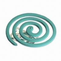 Wholesale Baby Mosquito Coil/Mosquito Coil with 8 to 12-hour Burning Time, Smokeless, Comes in Various Designs from china suppliers
