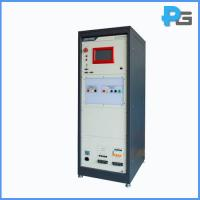 Wholesale IEC61000-4-5 10KV Lightning Surge Generator with 380V/20A CDN LCD Diplay Good Quality from china suppliers