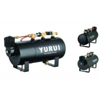 Wholesale Durable Black Small 2 In 1 Air Lift Suspension Compressor With 1.0 Gallon Air Tank from china suppliers