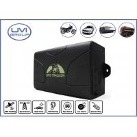 Wholesale Anti-theft GPS Asset Tracking System with Remote Voice Monitoring  , Stop Engine Function from china suppliers