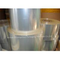 Buy cheap High Shrinkage Rate Transparent BOPP Film Is Environmentally Friendly Packaging Materials from wholesalers