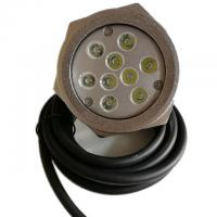 Wholesale High Power 27W marine LED lights RGB led Drain Plug Light for Boat /Yacht from china suppliers