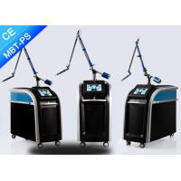 Buy cheap 755nm 532nm 1064nm Q-switch Nd Yag Laser Picosecond Laser Tattoo Removal machine from wholesalers