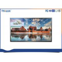 Wholesale 49 Inch narrow bezel lcd Video Wall Displays vga hdmi dvi with video wall controller from china suppliers
