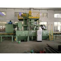 Wholesale 100 - 500 mm Pipe dia Automatic Shot Blasting Machine / Sheet Plate Shot Blasting Machine from china suppliers