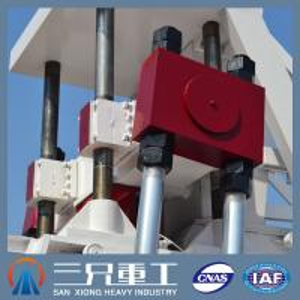Quality Simple Semi-Automatic Concrete Block Production Line for sale