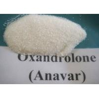Wholesale Strongest Oral Anabolic Steroids Hormone Oxandrolone Anavar CAS 53-39-4 from china suppliers